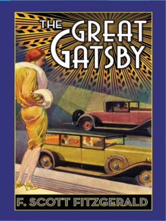 The Great Gatsby- F. Scott Fritzgerald