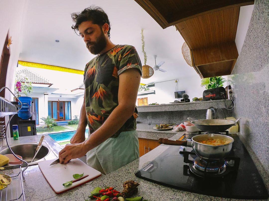 Chef Pablo Naranjo