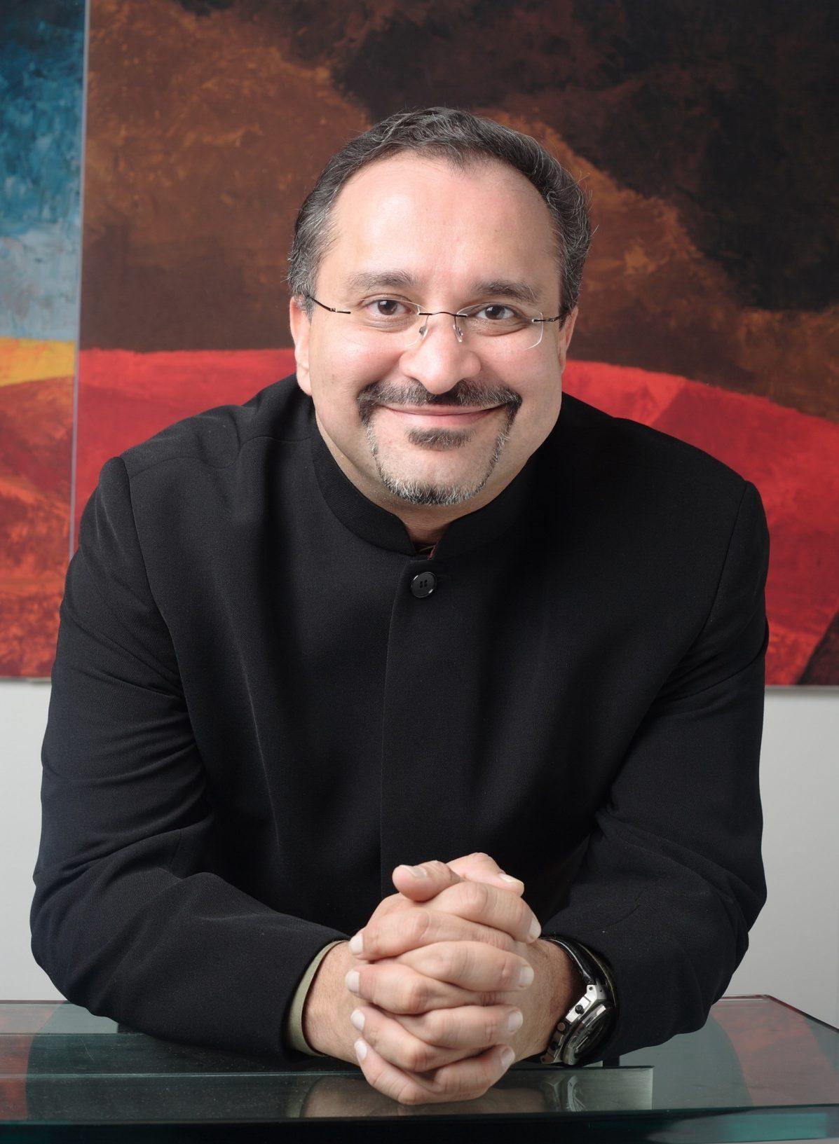 Dinesh Vazirani, CEO_and Co founder, Saffronart