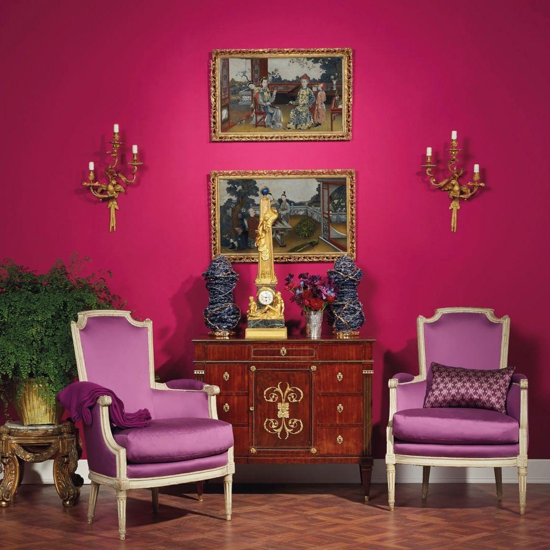 English and European furniture