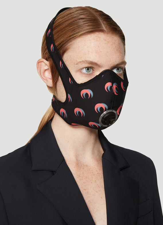 Face mask by Marine Serre