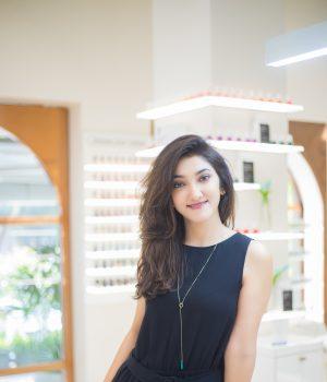 Sana Dhanani- Founder, The White Door Salon