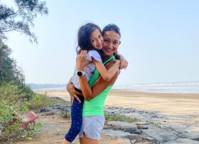 Anjali Mehta verandah