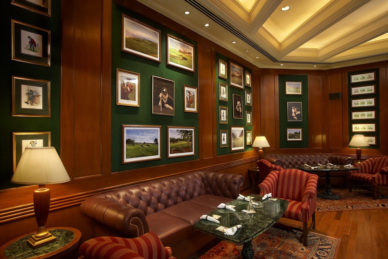 The Golf Bar, ITC Maurya