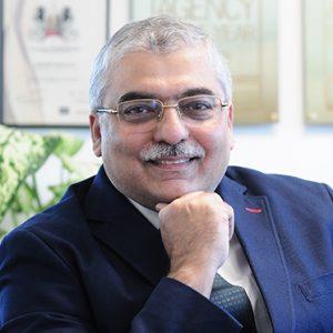 Ashish Bhasin- CEO, Aegis Dentsu India