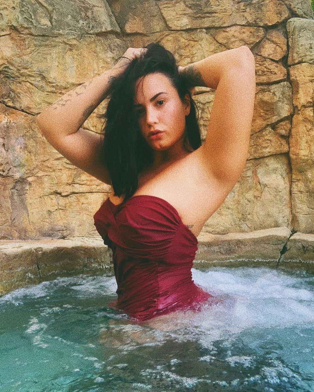 Demi Lovato -Instagram