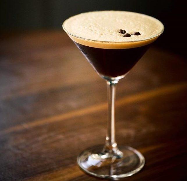 Espresso martini- Coppaclub Instagram