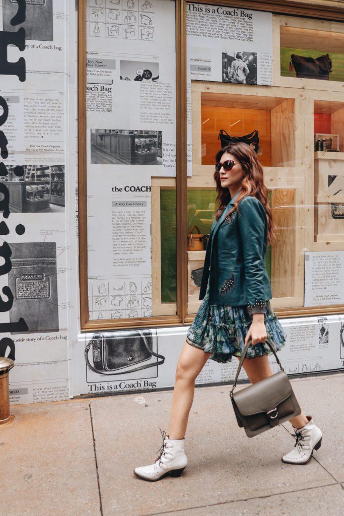 Kriti Sanon at the COACH Originals Store