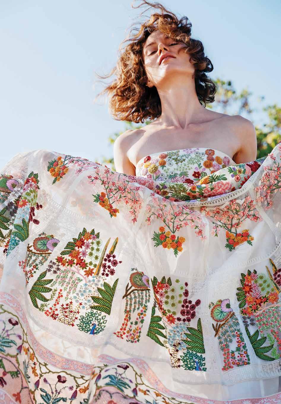Rahul Mishra Couture Paris Francesca Beltran