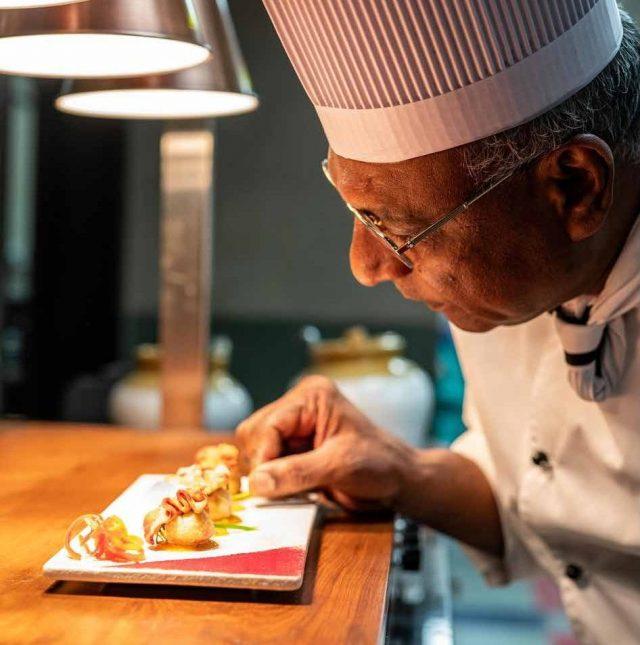 Chef Solomon, Thai Naam