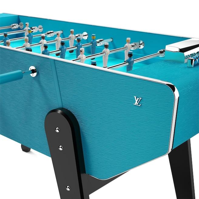 Llouis Vuitton Foosball table Le Babyfoot