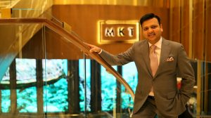 Prashant Gaurav Gupta, Business Head, DLF Luxury Mall