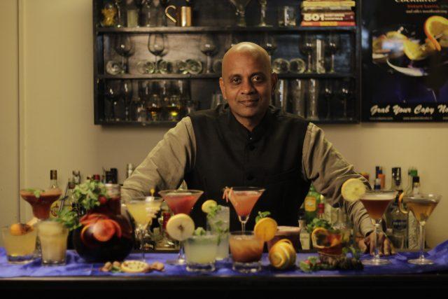 Vikram Achanta, Co-founder of30BestBarsIndia
