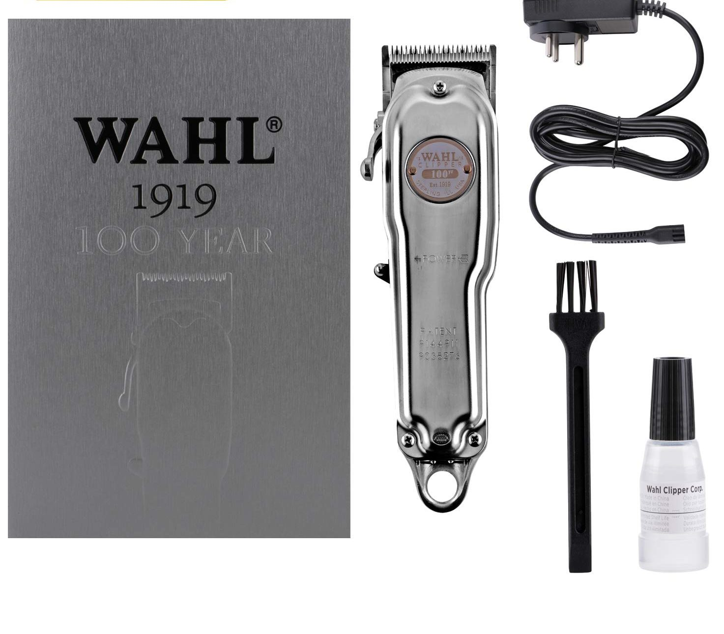 Wahl 100-year anniversary special clipper