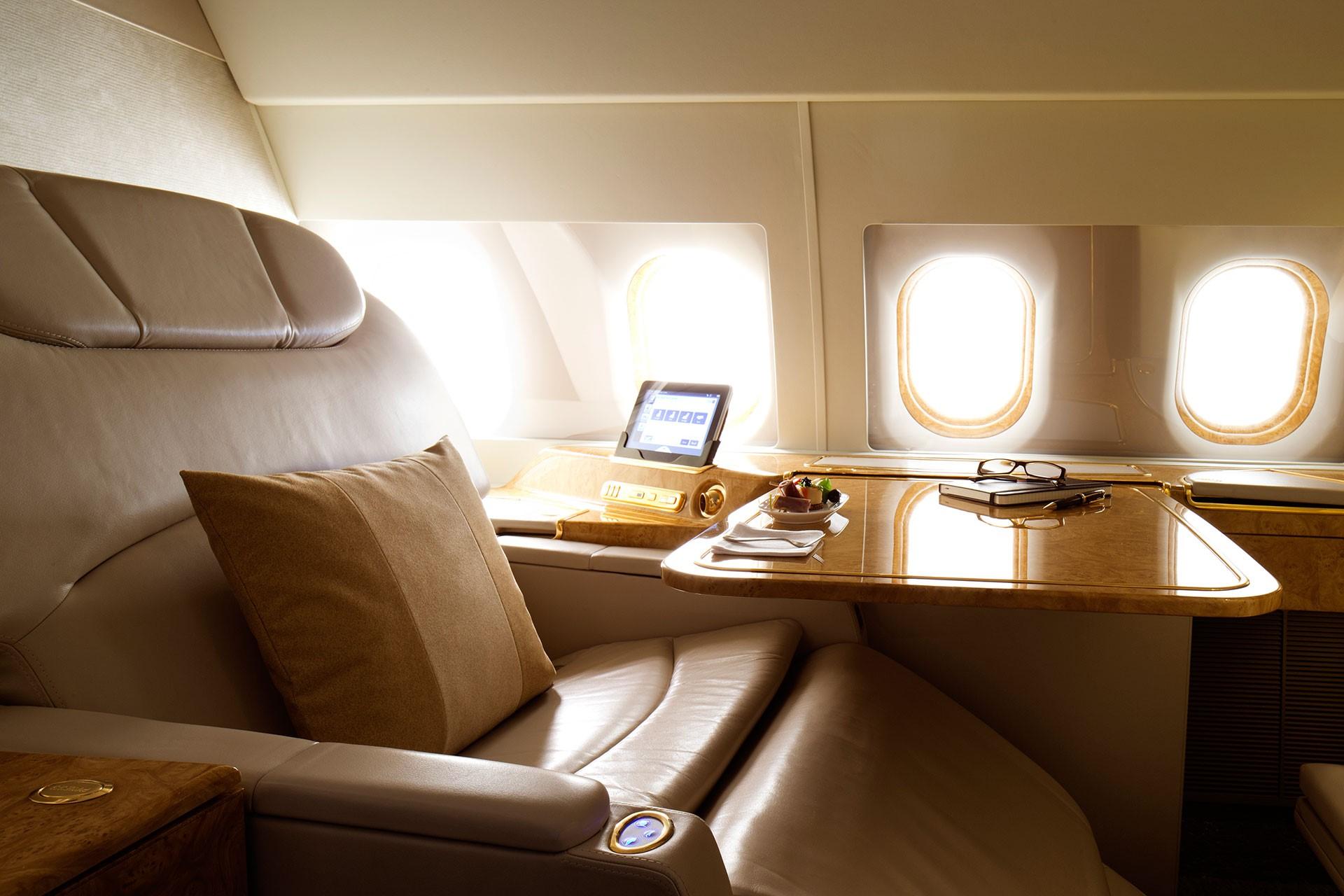 Source: Emirates Executive Jet