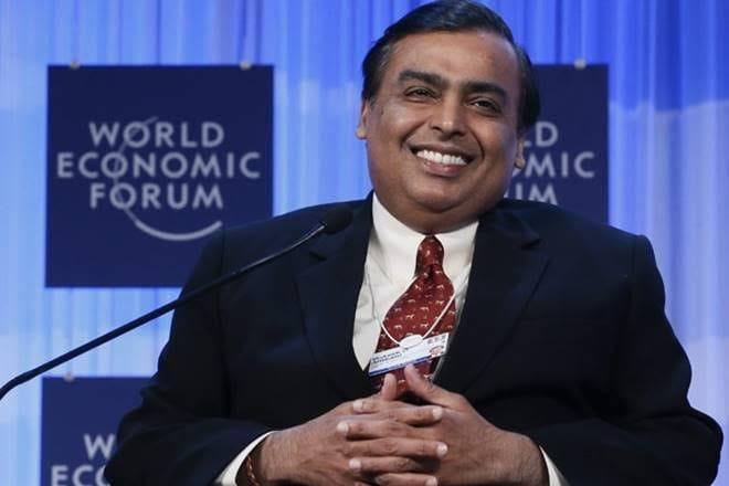 Mukesh Ambani, Chairman, Reliance