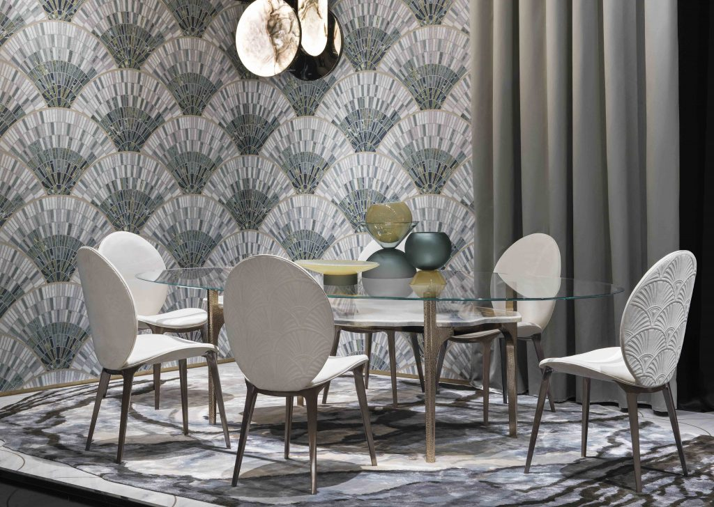 Arkady Dining Room by Visionnaire