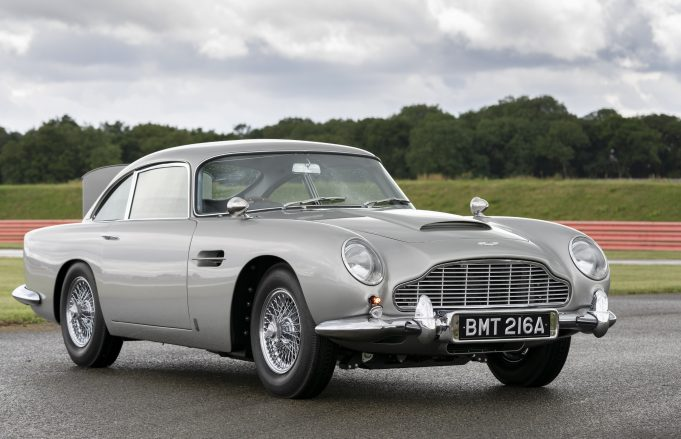 Courtesy- Aston Martin
