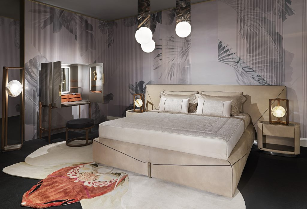 Bastian Bedroom By Visionnaire
