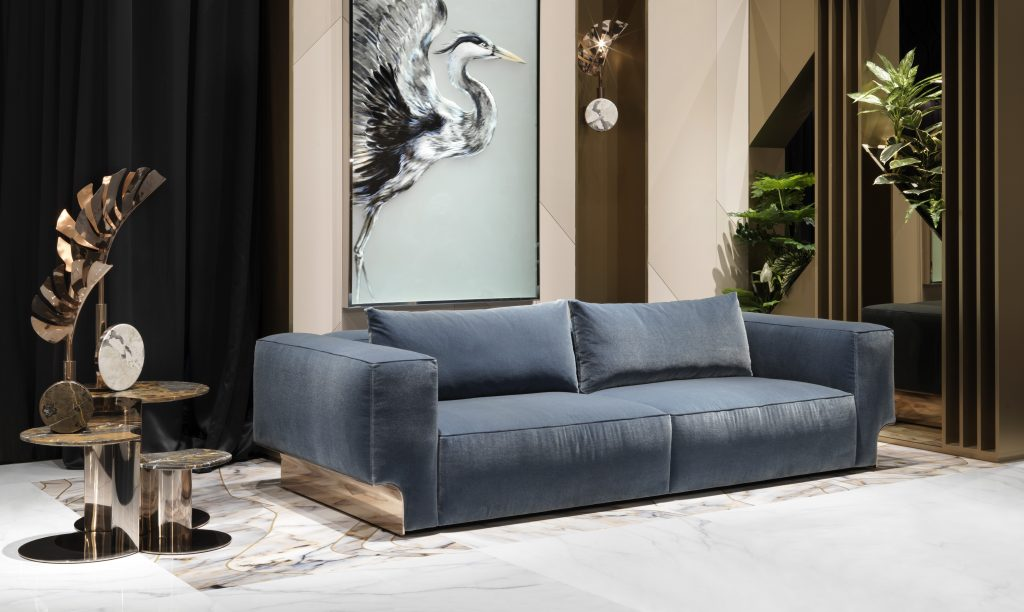 DOUGLAS Living Room by Visionnaire