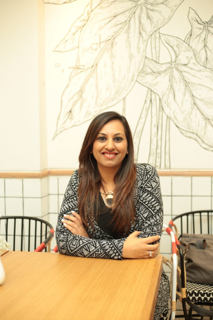 Divya Aggarwal, Head of Marketing, Impresario Handmade Restaurants