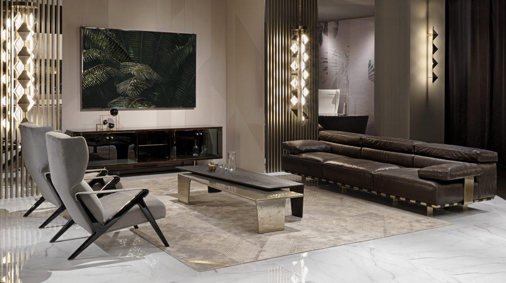 MONTPARNASSE Living Room by Visionnaire