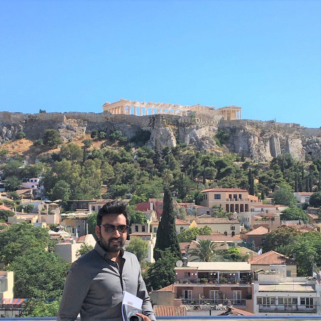 Pritish Shah, Founder, A Travel Circle