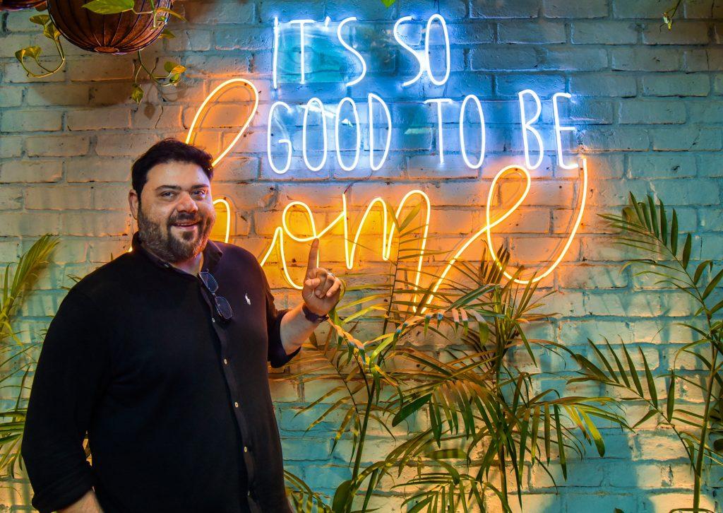 Riyaaz Amlani, CEO & MD, Impresario Handmade Restaurants