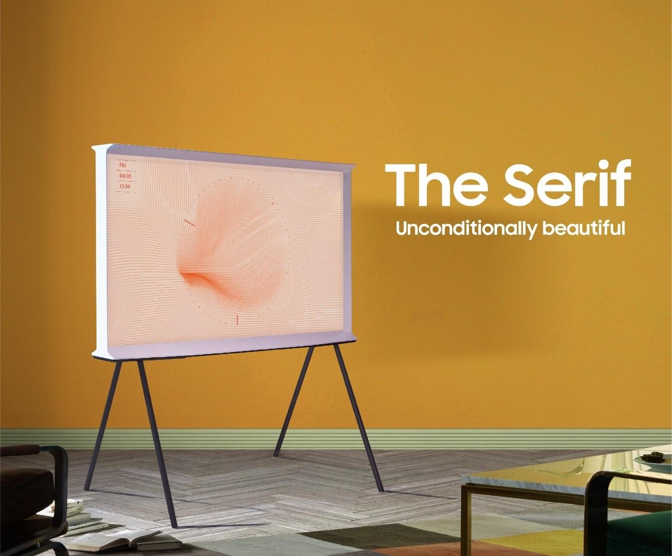 The Serif TV