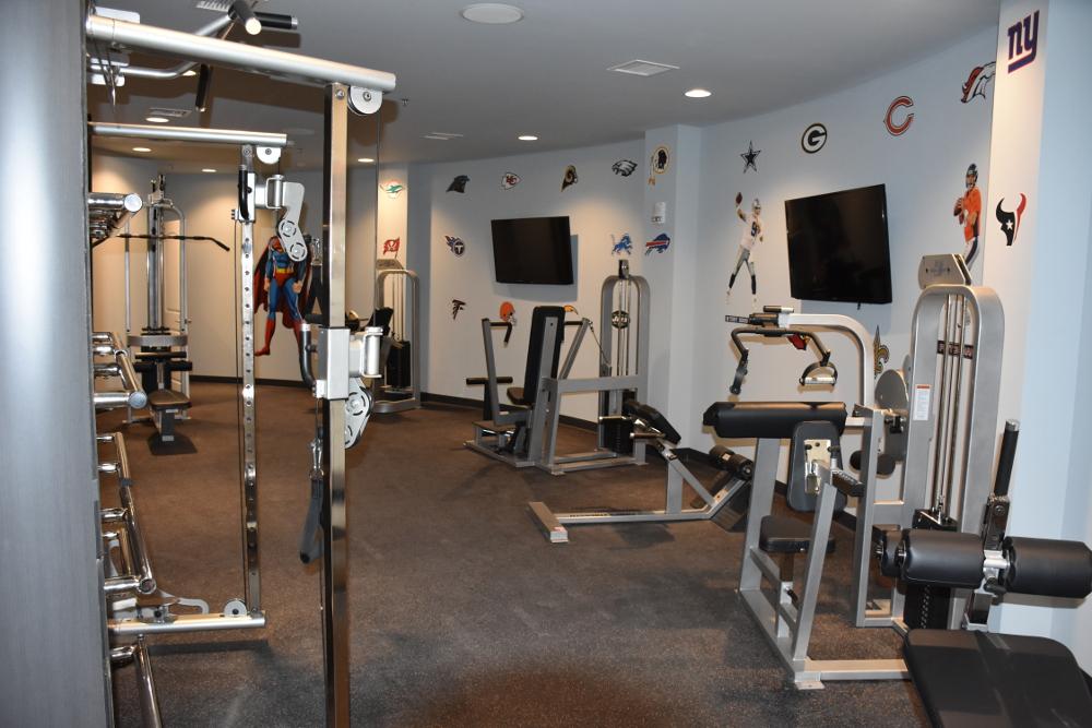 Gym. Source: Survival Condo