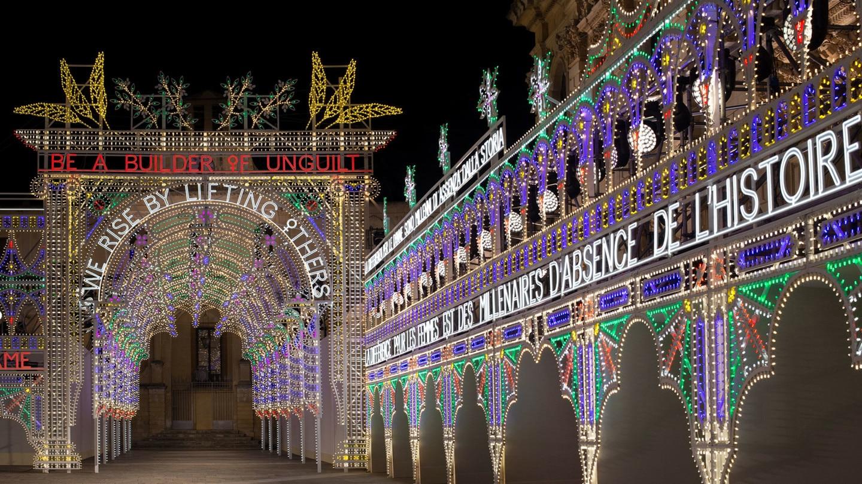 Piazza del Duomo, Lecce, Puglia, Italy. Source: Dior