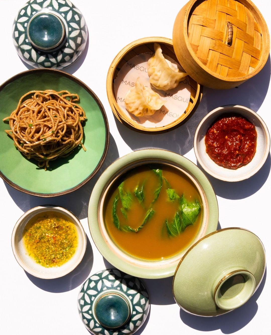 Thukpa. Source: Instagram -Masque Restaurant