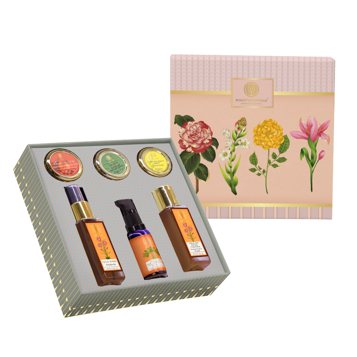 Facial Care Selection kit, Source: Forest Essentials