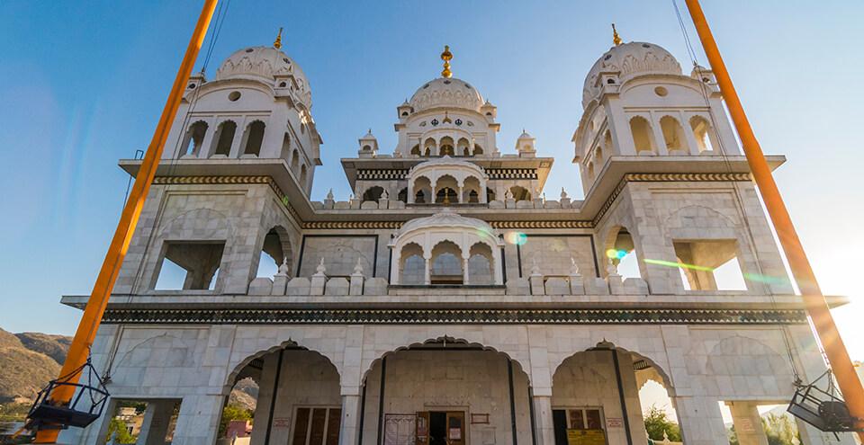 Gurudwara Singh Sahib Pushkar. Courtesy: Rajasthan Tourism