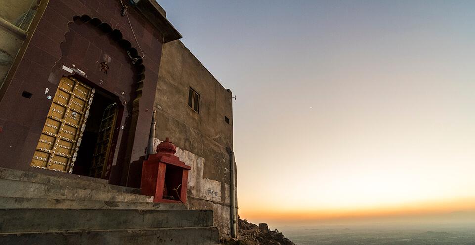 Savitri Mata Temple. Courtesy: Rajasthan Tourism