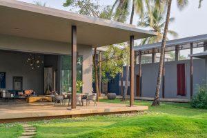 Alibaug Villa by Ahsan Ansari