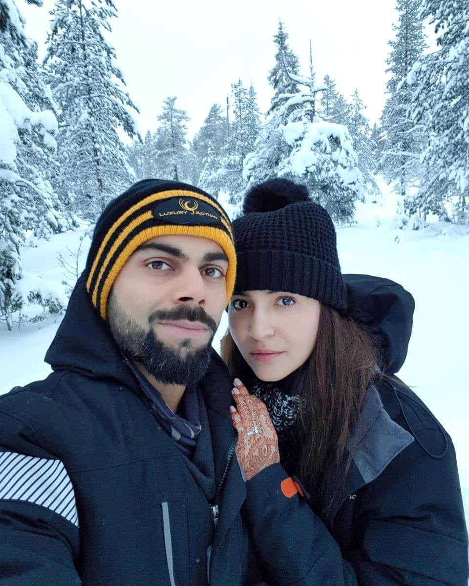 Virat Kohli and Anushka Sharma expecting first child in 2021