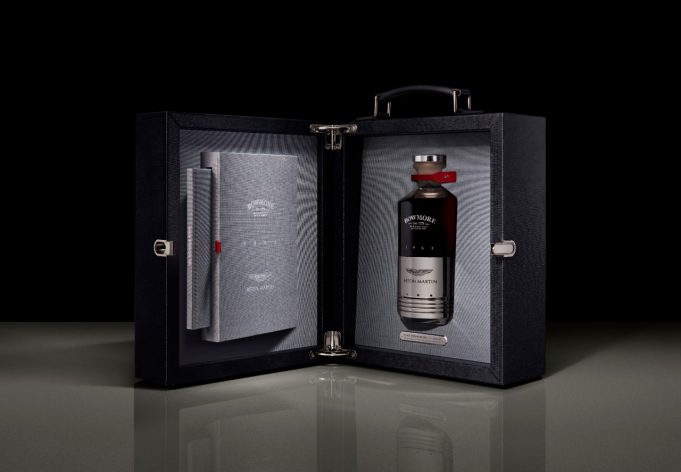 Aston Martin limited-edition whisky