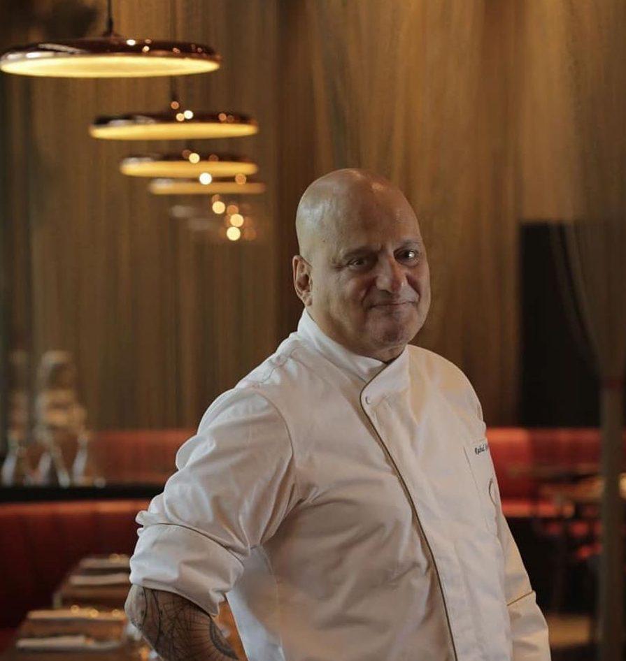 Chef Rahul Akerkar