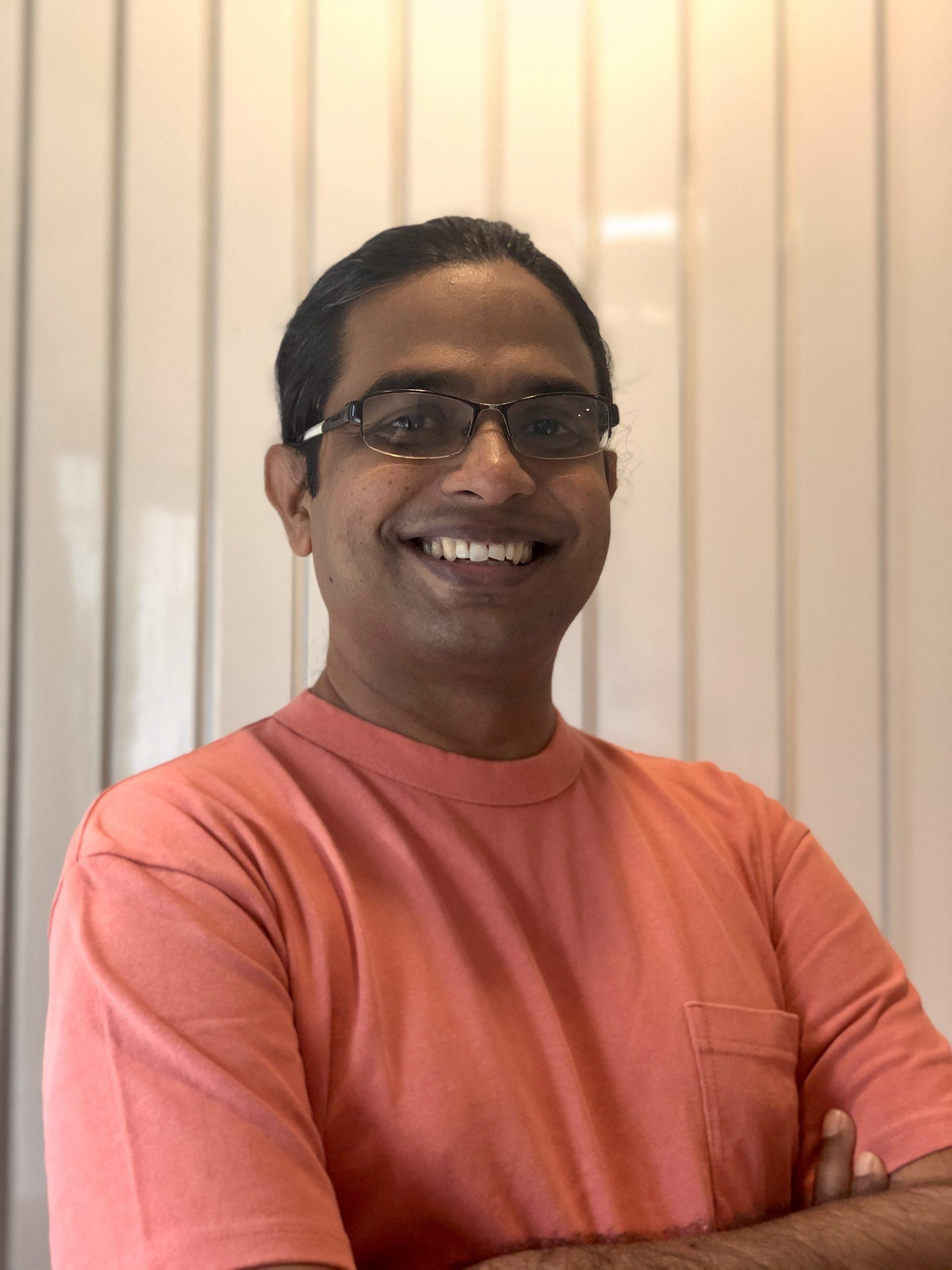 Chinmoy Panda, Founder & CEO, DateTheRamp