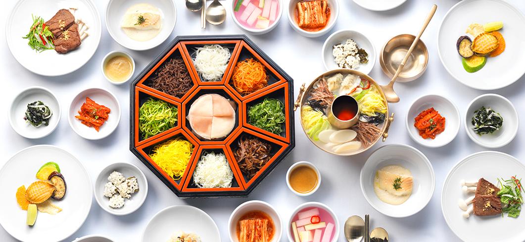 surasang, the royal table, Korea House