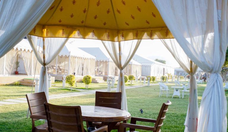Rawai Luxury Tents.Courtesy: Rawai Luxury Tents