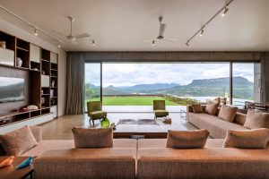 luxury home in Aamby Valley