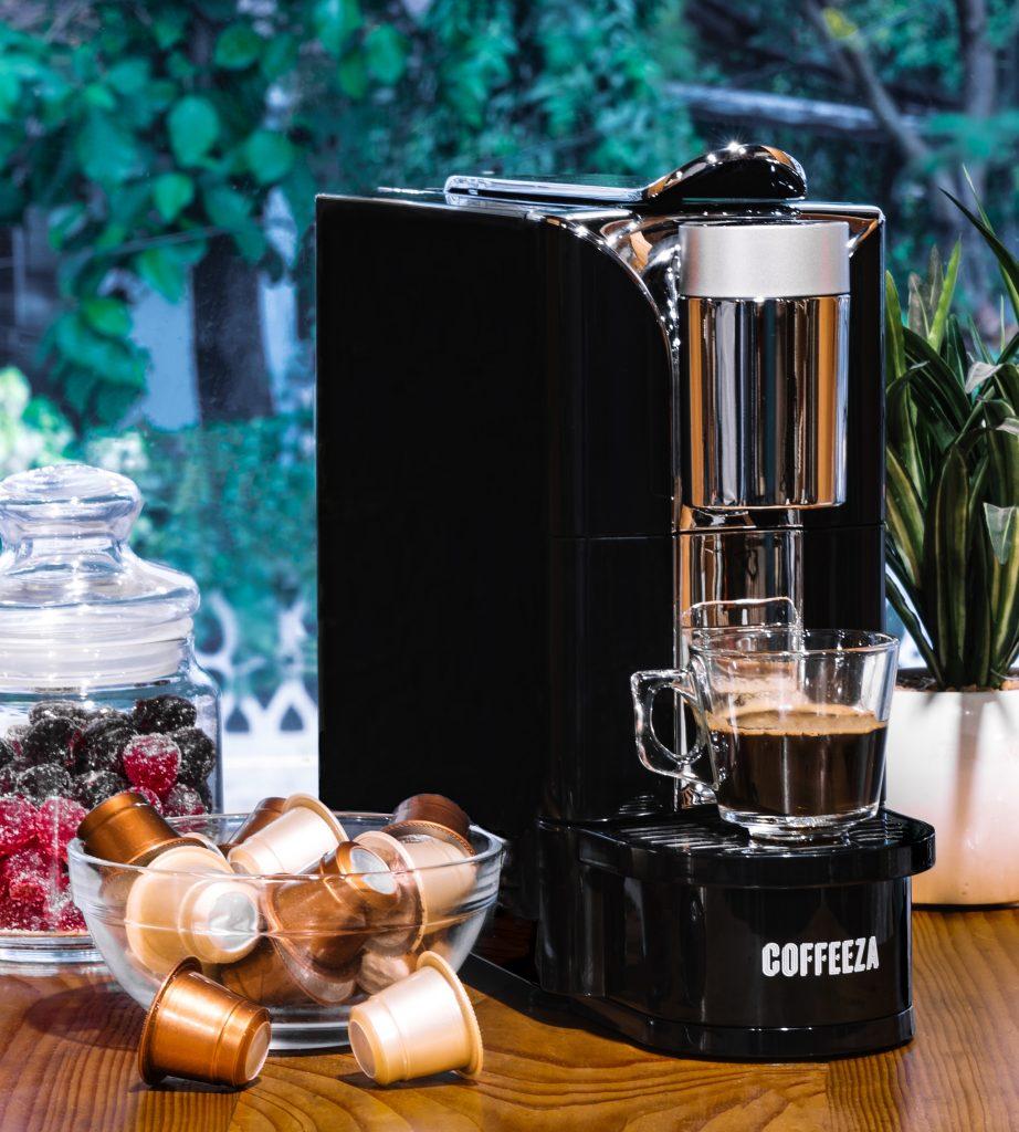 Finero Coffee Machine - Coffeeza