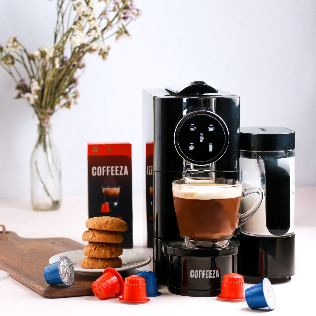 Lattiso Coffee Machine - Coffeeza