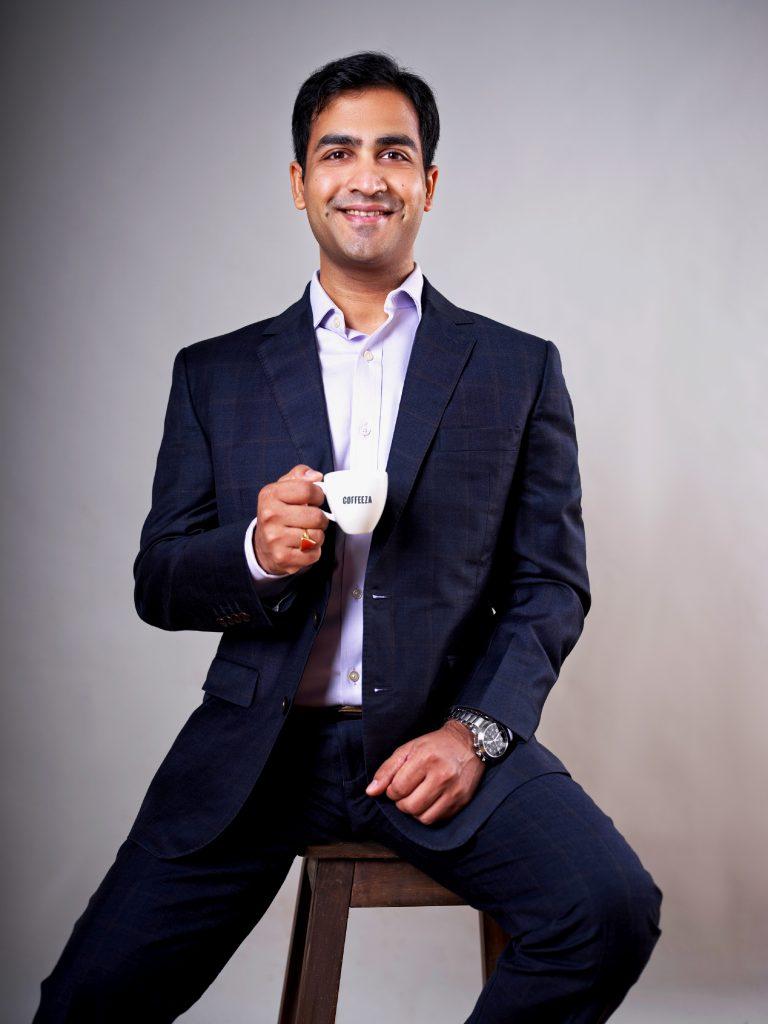 Rahul Aggarwal, Founder & CEO, Coffeeza