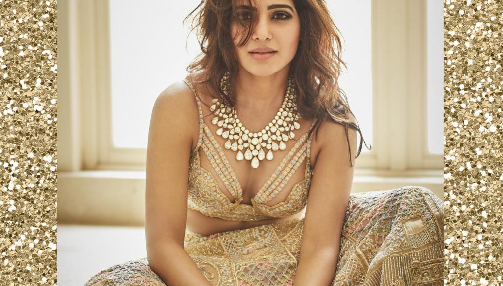 Samantha Prabhu in Kresha Bajaj-