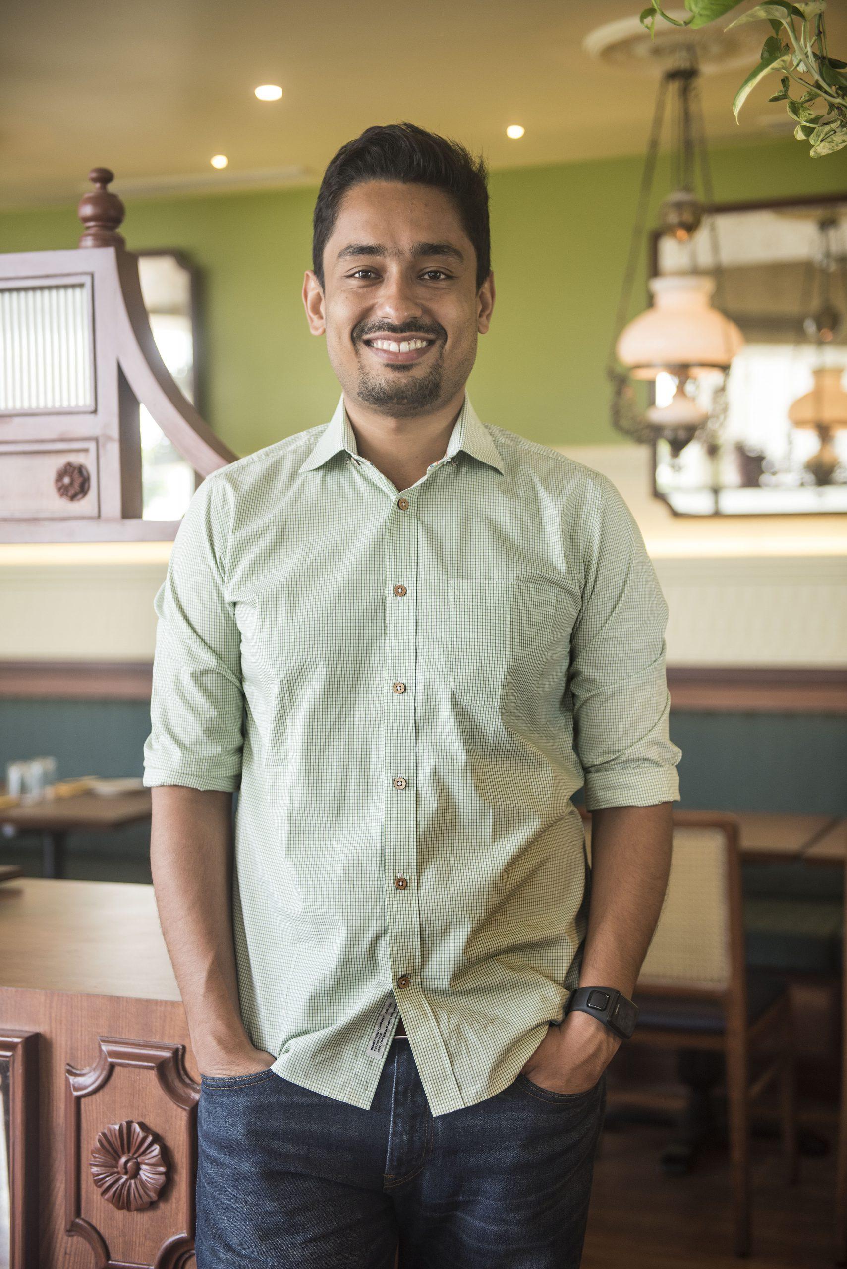 Sameer Seth, Partner at Hunger Inc. Hospitality Pvt. Ltd. (5) pic courtesy Tejal Pandey DSC_6906x