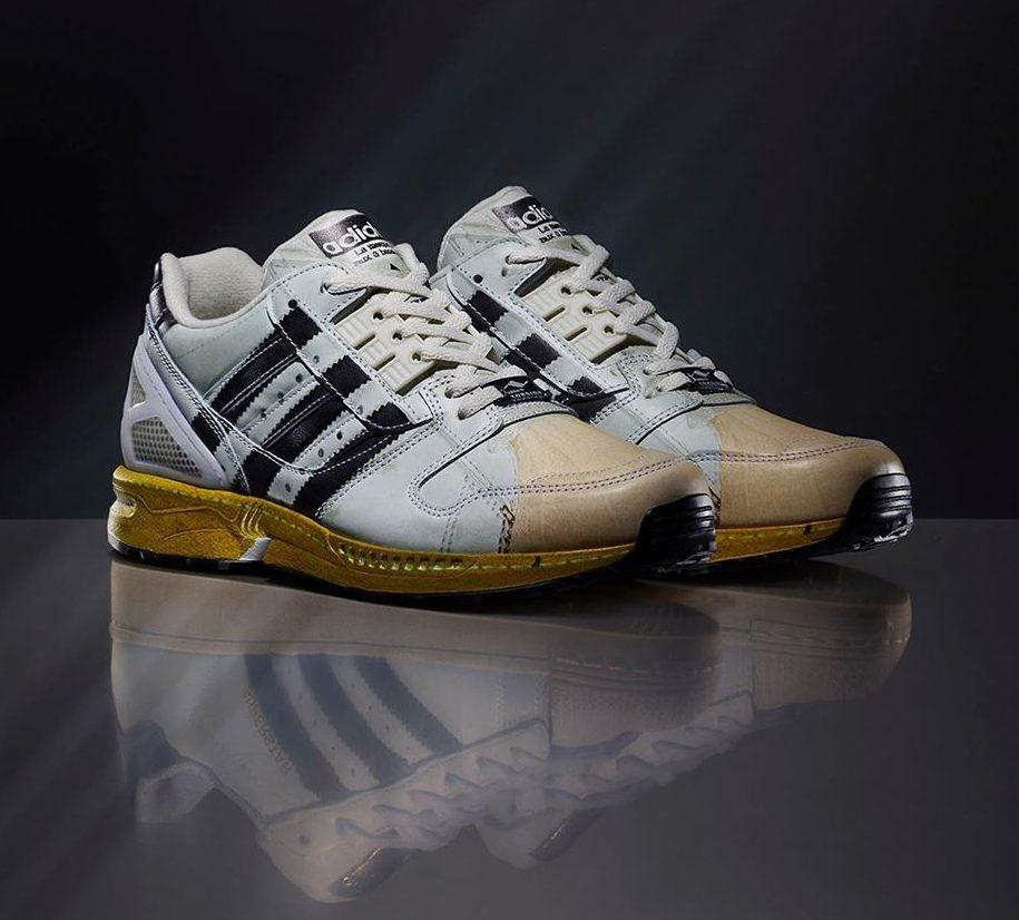 adidas Originals ZX 8000 Superstar sneaker