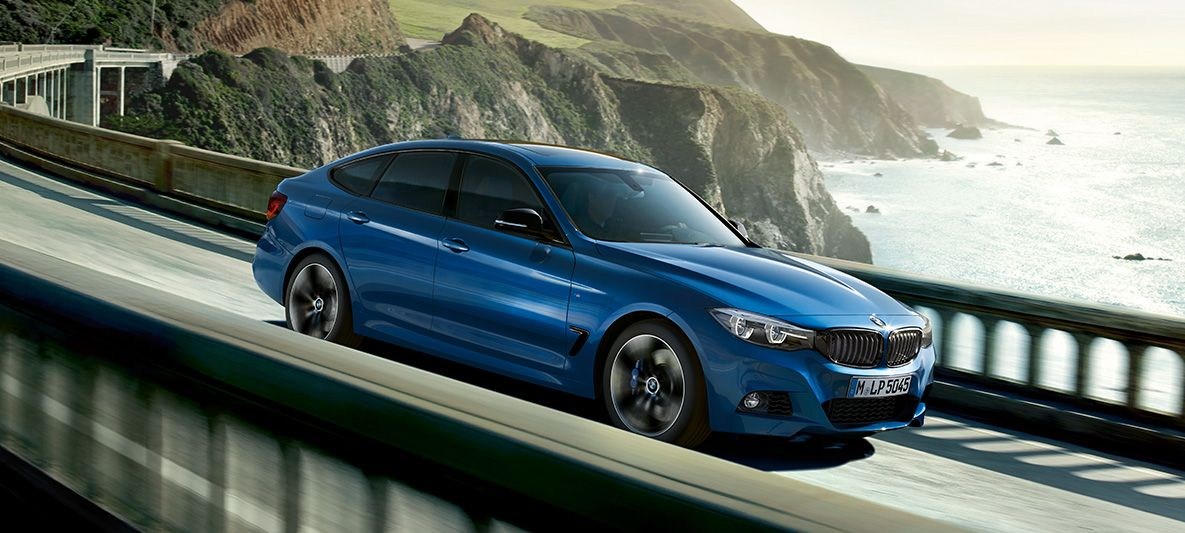 BMW 3GT Shadow Edition. Courtesy: BMW